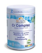 Be Life Cr Chroom + Vit. B complex 90 softgels gezondheidswebwinkel.nl