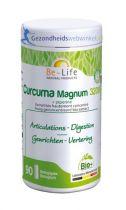 Be Life Curcuma magnum 3200 + piperine bio 90 softgels gezondheidswebwinkel.nl.