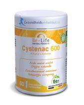 Be Life Cystenac 600 60 softgels gezondheidswebwinkel.nl