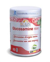 Be Life Glucosamine 1500 bio 120 softgels gezondheidswebwinkel.nl
