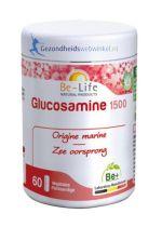 Be Life Glucosamine 1500 bio 60 softgels gezondheidswebwinkel.nl