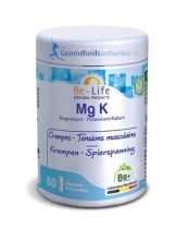 Be Life Magnesium - Kalium Mg K 60 softgels gezondheidswebwinkel.nl