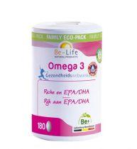 Be Life Omega 3 magnum 180 capsules gezondheidswebwinkel.nl
