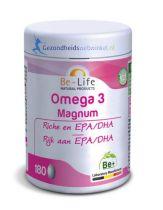 Be Life Omega 3 magnum 90 capsules gezondheidswebwinkel.nl