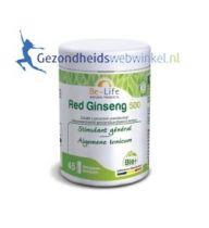Be Life Red ginseng 500 bio 45 softgels gezondheidswebwinkel.nl