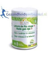 Be Life Rode gist rijst + bio 60 softgels gezondheidswebwinkel.nl