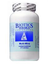 Biotics Multi Mins Gezondheidswebwinkel