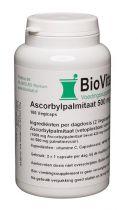 Biovitaal Ascorbylpalmitaat 100 capsules