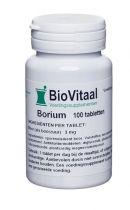 Biovitaal Borium 3 mg 100 tabletten