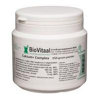 Biovitaal Calcium complex poeder 250 gram