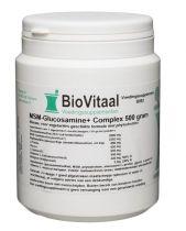 Biovitaal MSM Glucosamine Complex Vega Formule poeder 500 gram