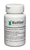 Biovitaal Pantotheenzuur/Pantethine Complex 100 tabletten