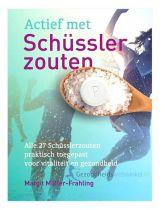 Boek Actief met Schusslerzouten 128 pagina's