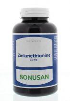 Bonusan Zinkmethionine 15 mg. 90 tabletten