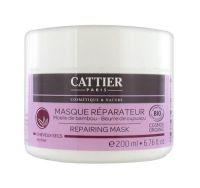 Cattier Haarmasker herstellend 200 ml gezondheidswebwinkel