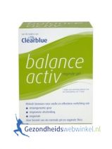 Clearblue Balance Activ Gel 7 x 5 ml