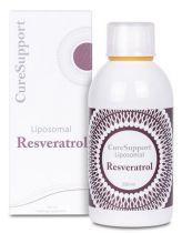 Curesupport Liposomal Resveratrol 400 mg 250 ml gezondheidswebwinkel