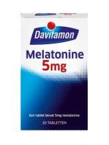 Davitamon Melatonine 5 mg 30 tabletten