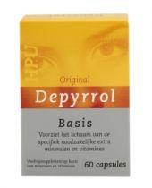 Depyrrol Basis  60 capsules