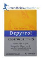 Depyrrol New Formula Kopervrije Multi gezondheidswebwinkel