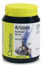 Arizona Knoflook Lecithine 500 mg Optimax gezondheidswebwinkel