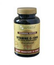 Artelle Vit C 1000 mg. Bioflavonoden 100 tabletten
