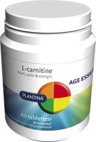 Plantina L Carnitine 125 tabletten