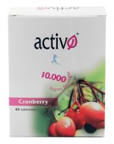 Activo Cranberry 60 tabletten