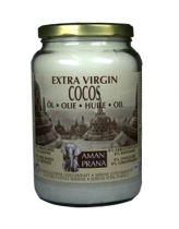 Aman Prana Kokosnootolie 1600 ml.