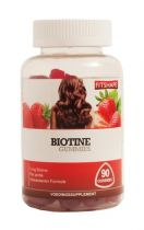Fitshape Biotine 90 gummies gezondheidswebwinkel