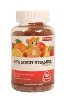 Fitshape Kids multi-vitamine 60 gummies gezondheidswebwinkel