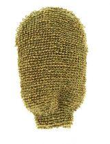 Forsters Massage handschoen grof Indian vlas Gezondheidswebwinkel