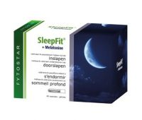 Fytostar SleepFit totaal maxi 60 capsules gezondheidswebwinkel