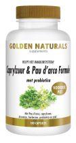 Golden Naturals Caprylzuur en pau d arco formula 180 capsules