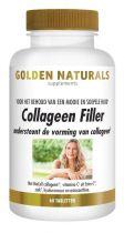 Golden Naturals Collageen filler 60 tabletten gezondheidswebwinkel