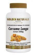 Golden Naturals Curcuma Longa 180 capsules Gezondheidswebwinkel.jpg