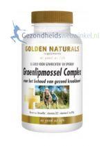 Golden Naturals Groenlipmossel complex capsules Gezondheidswebwinkel.jpg
