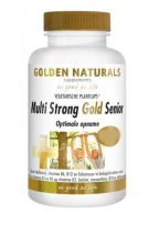 Golden Naturals Multi strong gold senior 60 tabletten gezondheidswebwinkel