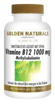 Golden Naturals Vitamine B12 Gezondheidswebwinkel
