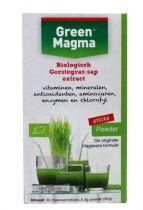 Green Magma 30 x 3 gram sticks Gezondheidswebwinkel