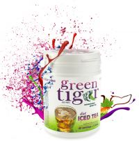 Green tea Green Tiger gezondheidswebwinkel