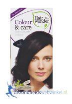 Hairwonder Colour en Care 1 Black gezondheidswebwinkel