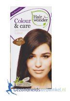 Hairwonder Colour en Care 4 03 Mocha Brown gezondheidswebwinkel