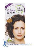 Hairwonder Colour en Care 8 light brown gezondheidswebwinkel