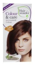 Hairwonder Colour en Care dark copper mahonie 6.45 gezondheidswebwinkel