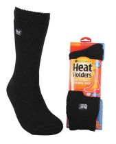 Heat Holders Dames Thermosokken 37-42 black