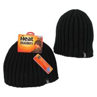 Heat Holders Heren Muts one size black