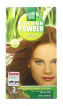 Hennaplus Colour Powder Hazeloot  nr.51 100 gram