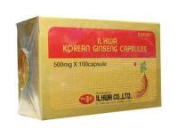 Il Hwa Ginseng Poeder 500 mg 100 capsules gezondheidswebwinkel