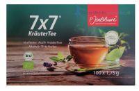 Jentschura 7x7 Kruidenthee 100 theezakjes gezondheidswebwinkel